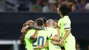 Barcelona Roma ICC 2018