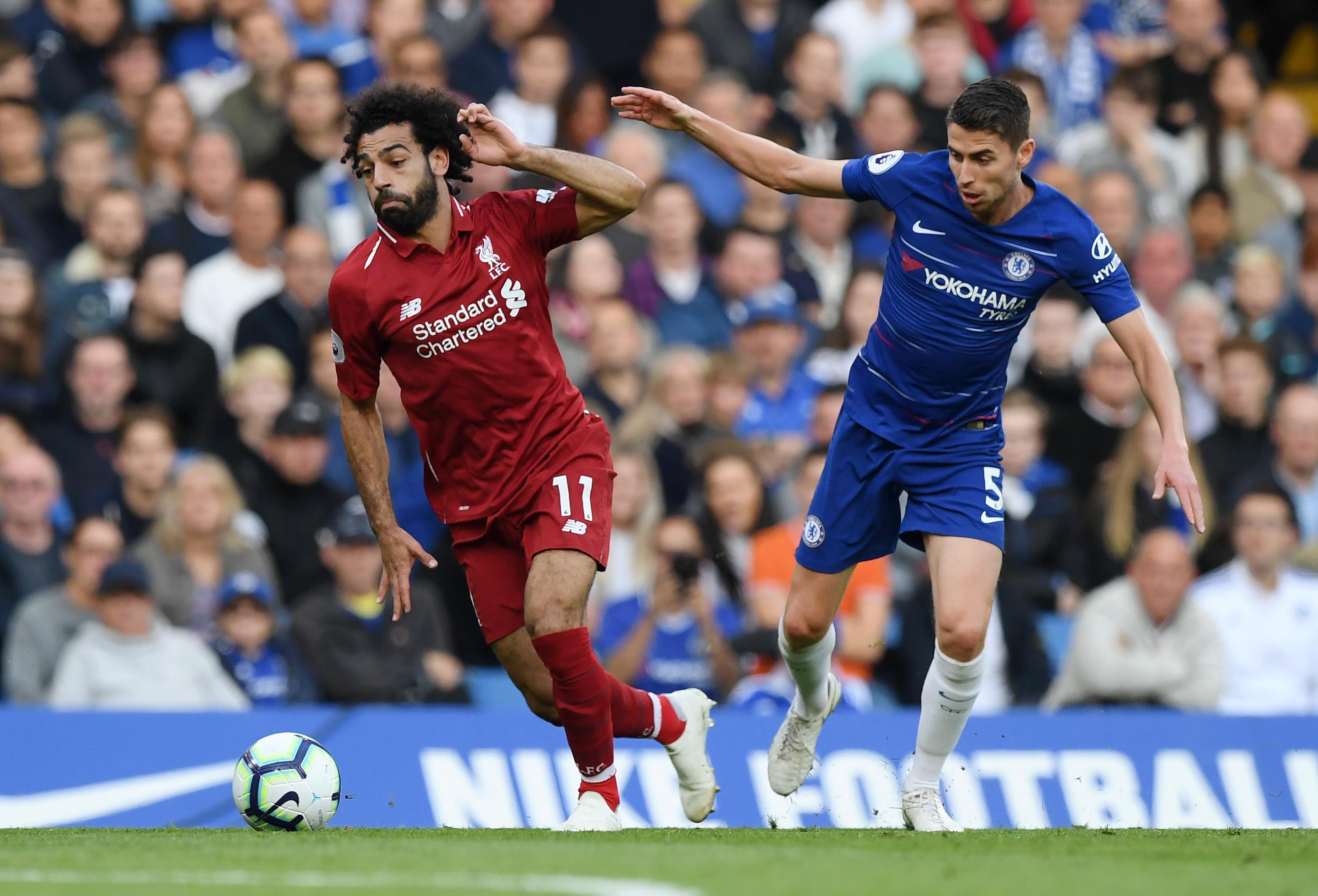 Chelsea Liverpool Premier League 2018 19