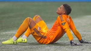 Zack Steffen MLS All-Stars 2018