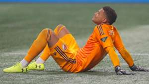 Zack Steffen MLS All-Stars 2018