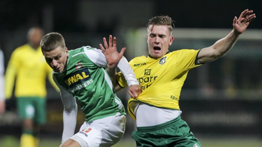 Dordrecht - Fortuna Sittard, Jupiler League 01192018