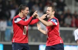 Hazard & Cole - Lille