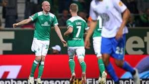 Davy Klaassen Werder Bremen Bundesliga 051018