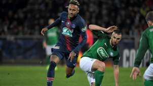 Neymar Pointivy PSG Coupe de France 06012019