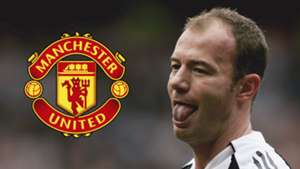 Alan Shearer Man Utd