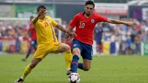 310518 Chile Rumania Diego Valdés
