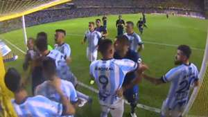 Captura Encontronazo Boca Atletico Tucuman Superliga 20022019