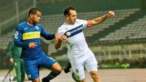 Wilmar Barrios Rinaudo Boca Gimnasia LP Copa Argentina 27092018