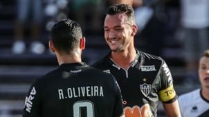Réver Ricardo Oliveira Danubio Atlético-MG Copa Libertadores 05022019