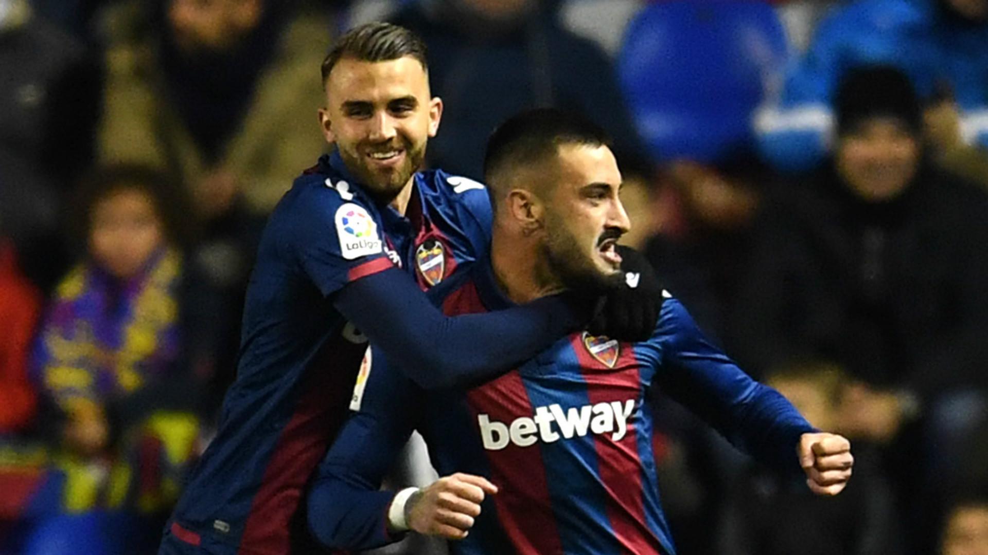 Levante celebrate 2018-19