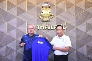 Alexandre Gama thailand
