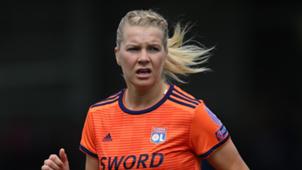 Ada Hegerberg Lyon Champions League 2018-19
