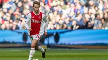 Frenkie de Jong Ajax 02172019