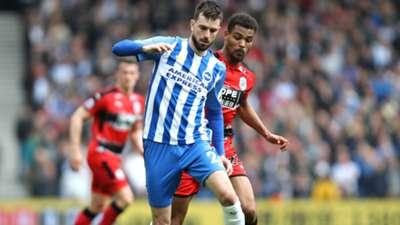 Davy Propper, Brighton & Hove Albion, Premier League 04072018