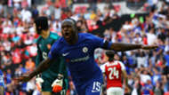 Victor Moses Chelsea Arsenal