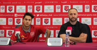 Djamel Belmadi - Lekhwiya, Qatar 3