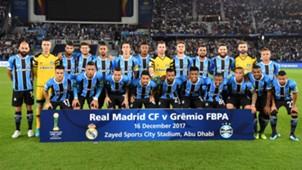 Real Madrid Grêmio I Mundial Clubes I 16 12 17