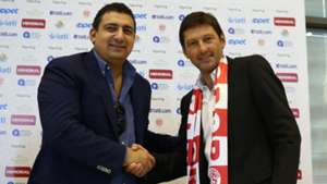 Ali Safak Ozturk Leonardo Antalyaspor