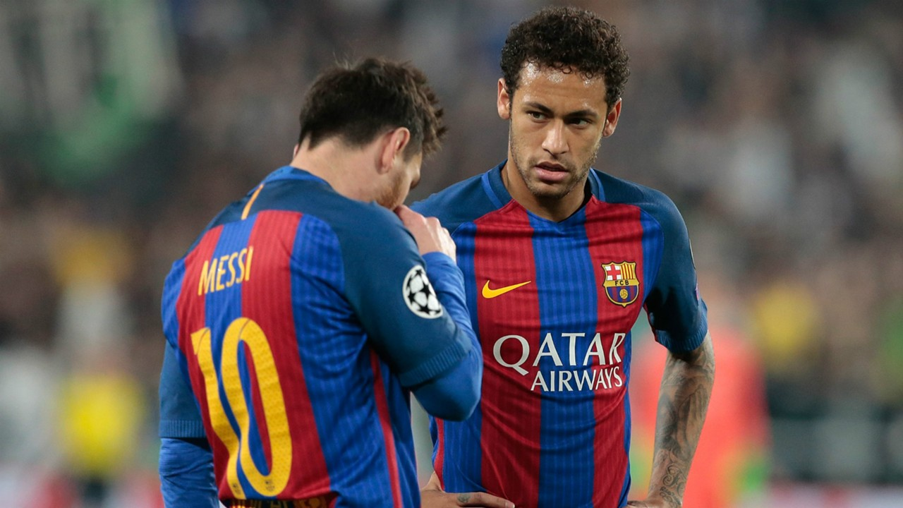 Why EUR222m Neymar Is Right To Escape Messis Shadow And Leave Barcelona