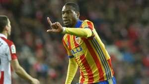 Geoffrey Kondogbia FC Valencia 28022018
