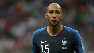 Steven Nzonzi France World Cup champions 15072018