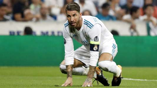 Sergio Ramos Real Madrid APOEL 09132017
