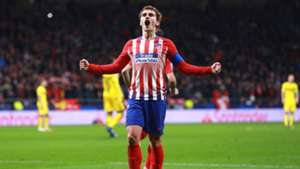 Antoine Griezmann Atletico Madrid BVB 06112018