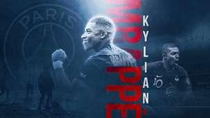 Kylian Mbappe GFX