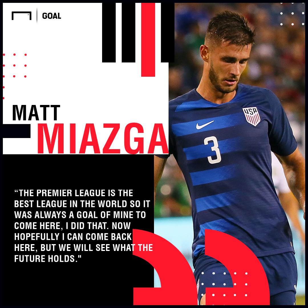 Matt Miazga quote GFX