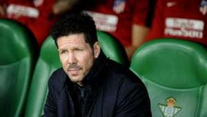 Diego Simeone Betis Atletico Madrid LaLiga
