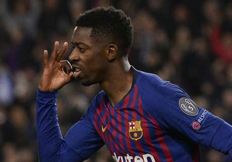 Early bird Dembele posing more problems for Barca
