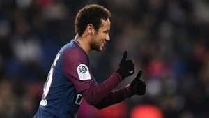 Neymar PSG Troyes Ligue 1 29112017