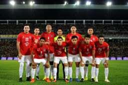 Johor Darul Ta'zim Malaysia FA Cup 01042017