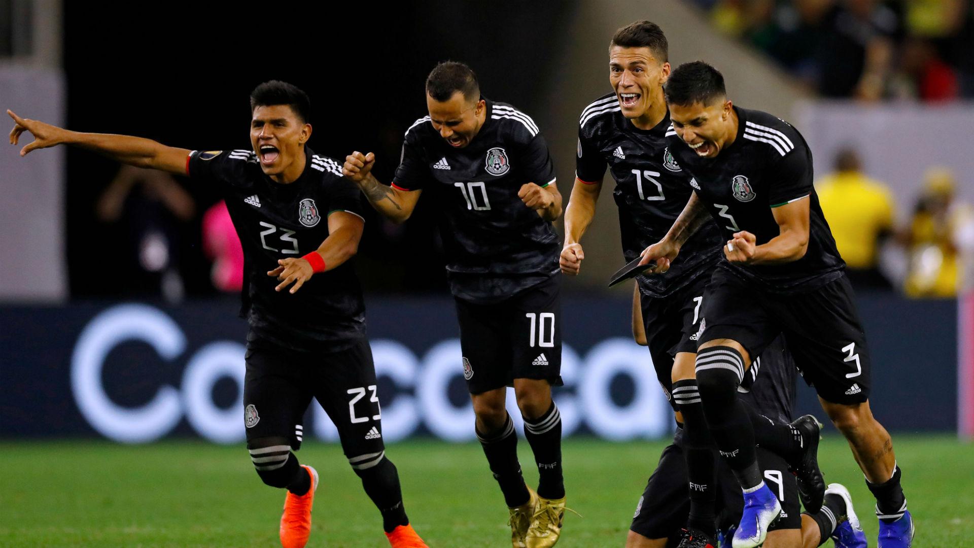 Mexico pip Costa Rica to enter semis