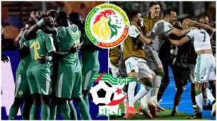 GFX Senegal Algerien 2019