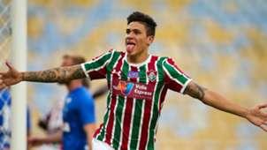 Pedro Fluminense Cruzeiro 22042018 Brasileirao Serie A