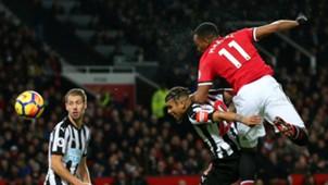 Anthony Martial, Man Utd