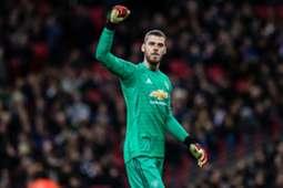 De Gea Manchester United Premier League