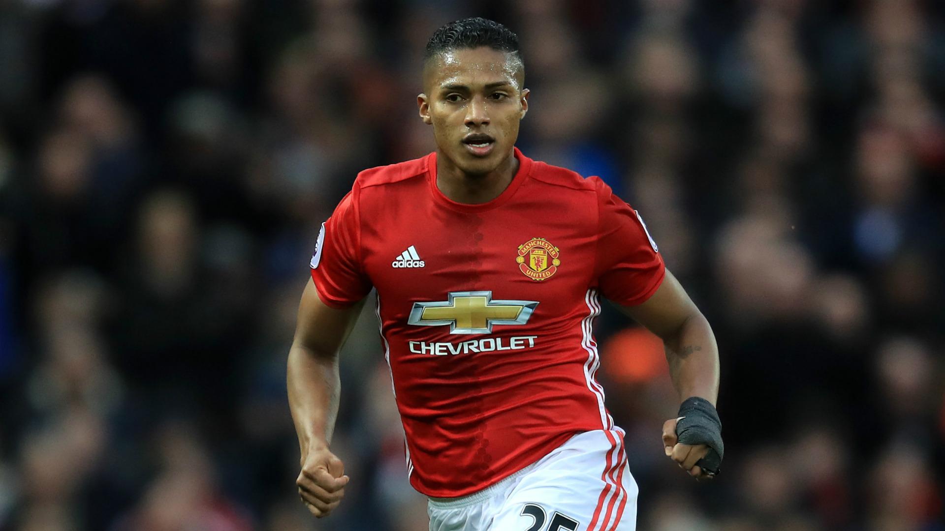 Antonio Valencia Manchester United 2016