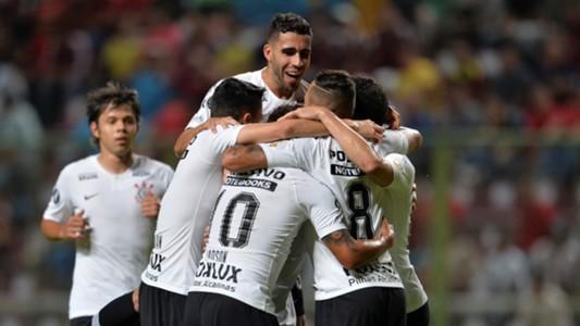 Deportivo Lara Corinthians Copa Libertadores 17052018