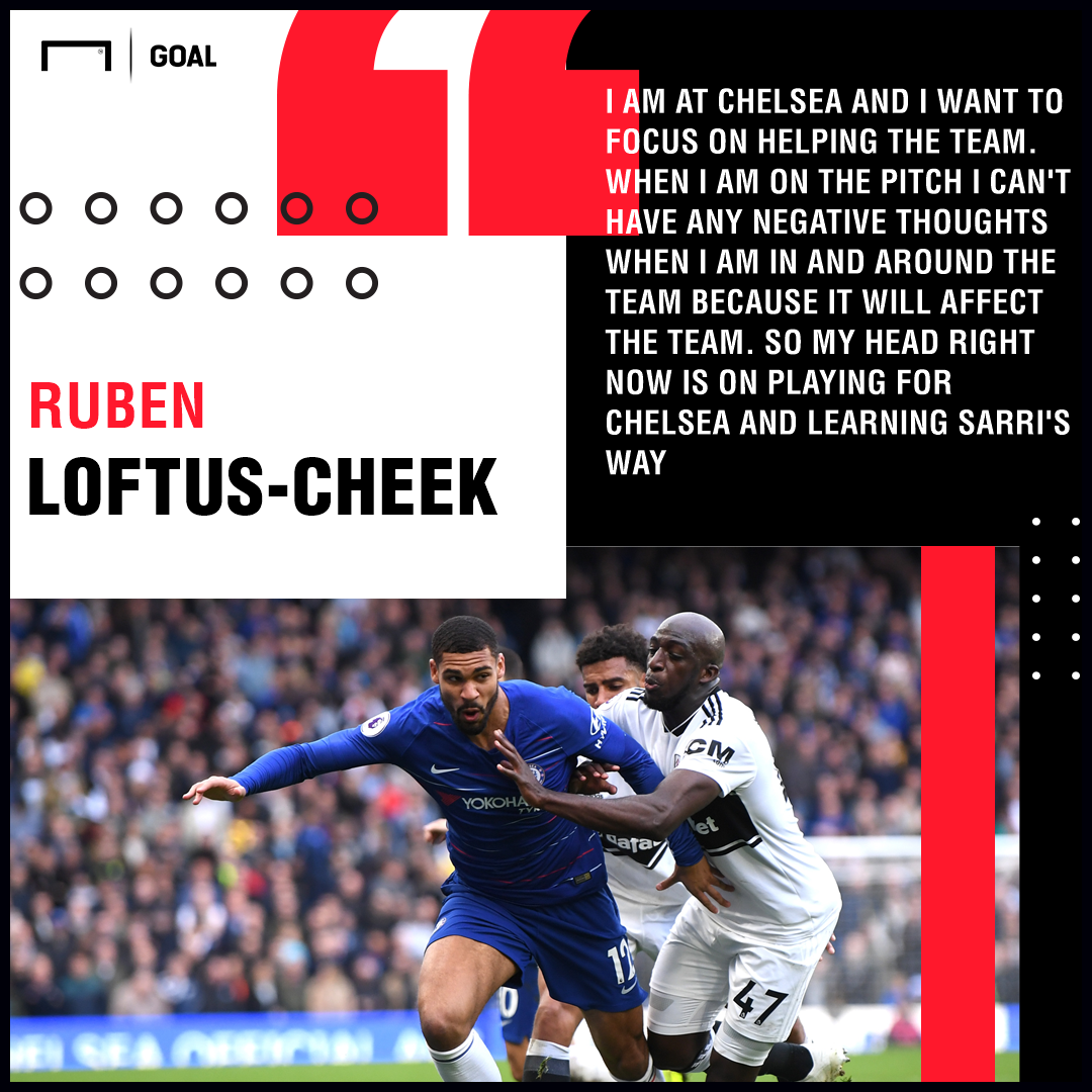 Ruben Loftus-Cheek quote GFX