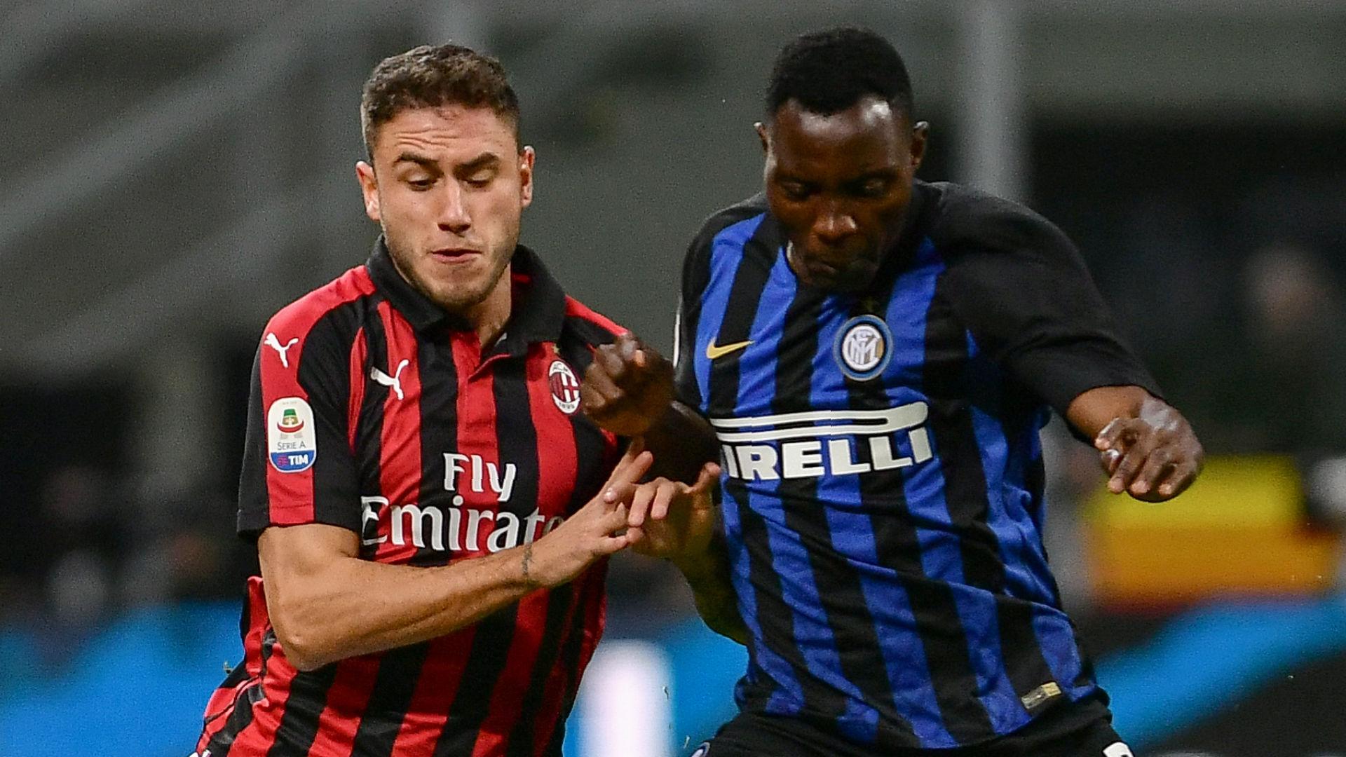 Calabria Asamoah Inter Milan Serie A