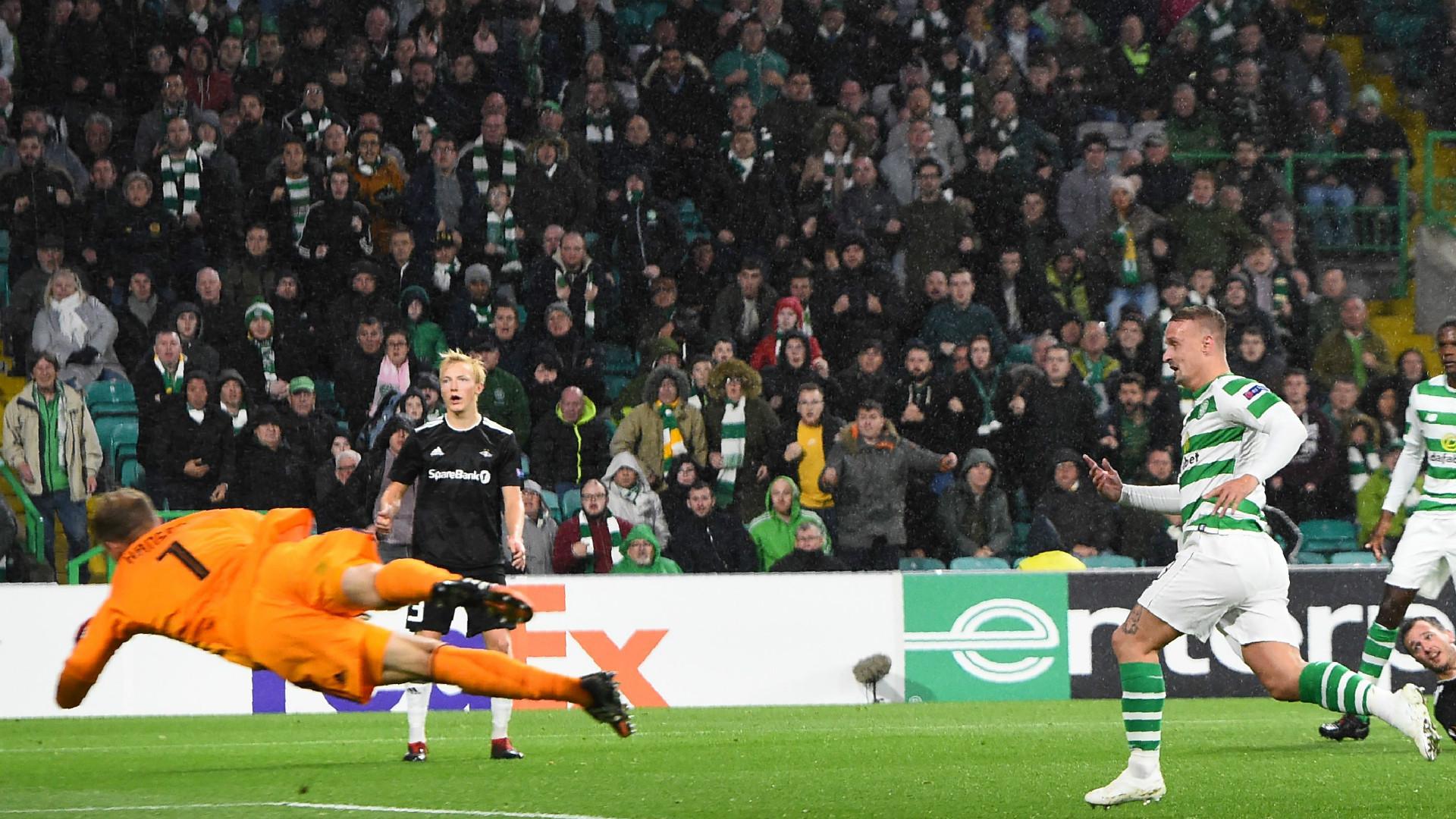 Leigh Griffiths Celtic 2018-19