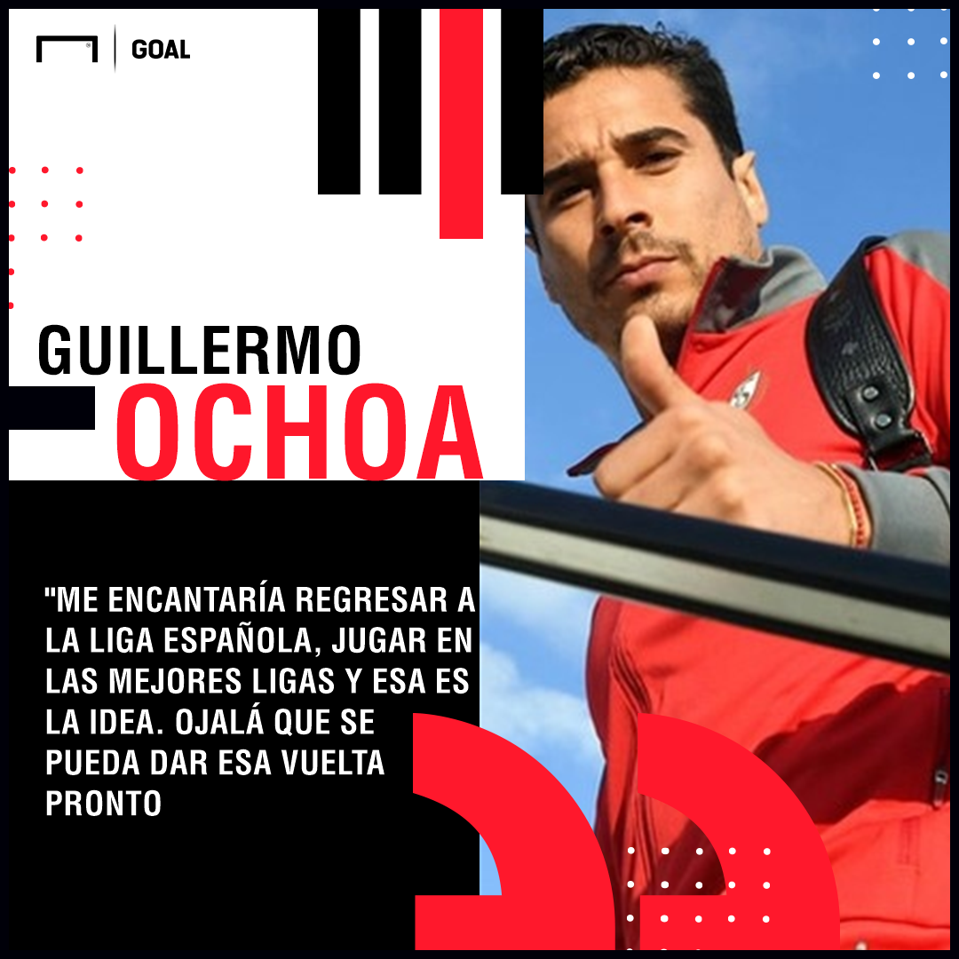 Guillermo Ochoa exclusiva 200918