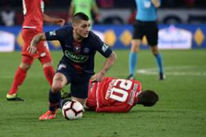 Marco Verratti Psg dijon coupe de france 26022019