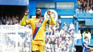 Christian Benteke Crystal Palace Premier League