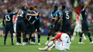 france croatia - world cup final - 15072018