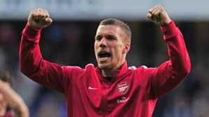 Lukas Podolski Arsenal