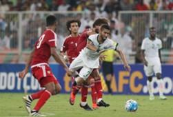 UAE 1-1 Saudi Arabia