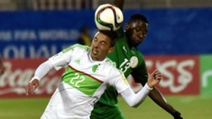 Wilfed Ndidi vs Algeria
